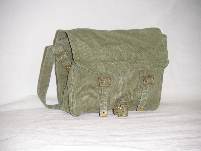 UK Umhängetasche / Brotsack, Jotex Army Liq. Shop